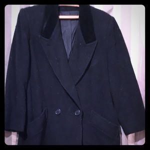 Jackets & Blazers - 100% Long women's wool coat